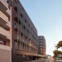 71 council and private flats in Sète / CFA (Colboc Franzen & associés) (8) © Cécile Septet
