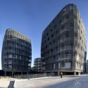 71 council and private flats in Sète / CFA (Colboc Franzen & associés) (4) © Cécile Septet