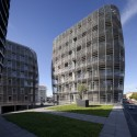 71 council and private flats in Sète / CFA (Colboc Franzen & associés) (3) © Cécile Septet