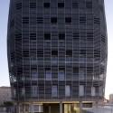 71 council and private flats in Sète / CFA (Colboc Franzen & associés) (2) © Cécile Septet