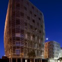 71 council and private flats in Sète / CFA (Colboc Franzen & associés) (1) © Cécile Septet
