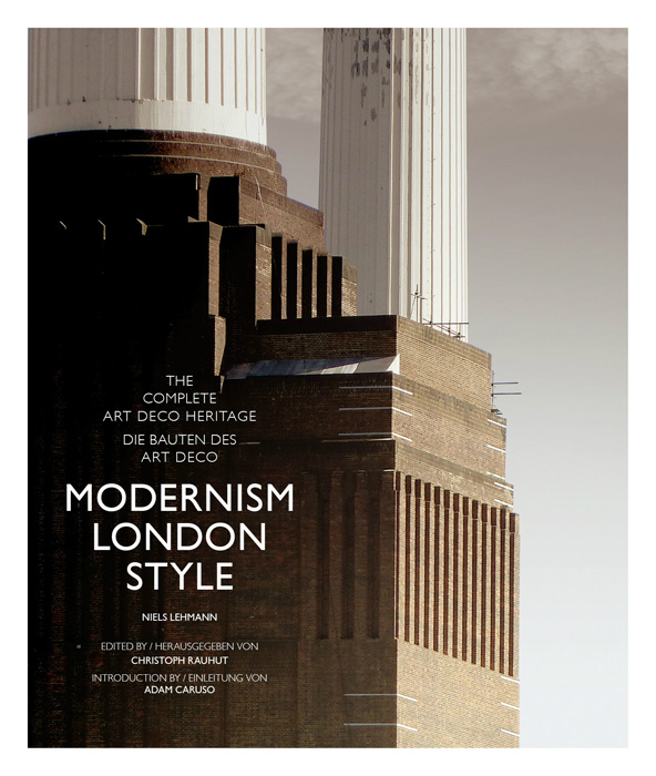 Fundraiser: Modernism London Style / Niels Lehmann