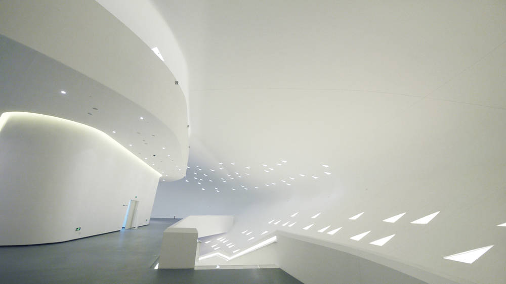 Oct Design Museum / Studio Pei-Zhu