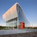 Administrative Building of Glaxo Smith Kline / Co Architecture © Stéphane Groleau