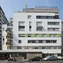 Logements Rue Riquet  / François Noël Architectes (15) © Martin Argyroglo