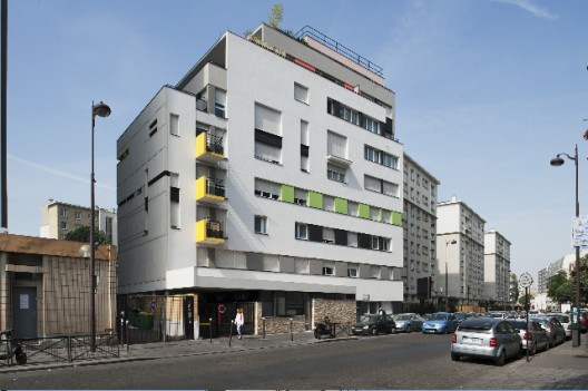 Logements Rue Riquet  / Franois Nol Architectes (14)  Martin Argyroglo
