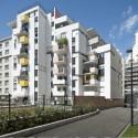 Logements Rue Riquet  / François Noël Architectes (11) © Martin Argyroglo