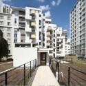Logements Rue Riquet  / François Noël Architectes (10) © Martin Argyroglo
