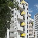 Logements Rue Riquet  / François Noël Architectes (9) © Martin Argyroglo