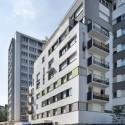 Logements Rue Riquet  / François Noël Architectes (4) © Martin Argyroglo