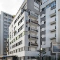 Logements Rue Riquet  / François Noël Architectes (3) © Martin Argyroglo