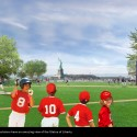Governors Island / West 8 (6) © West 8 / Rogers Marvel Architects / Diller Scofidio + Renfro / Mathews Nielsen / Urban Design +