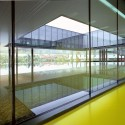 Ferrari Operational Headquarters and Research Centre / Studio Fuksas (12) © Maurizio Marcato