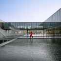 Ferrari Operational Headquarters and Research Centre / Studio Fuksas (1) © Maurizio Marcato