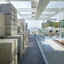 Glass House for Diver / naf architect & design (34) © Noriyuki Yano