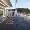 Glass House for Diver / naf architect & design (16) © Noriyuki Yano