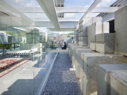 Glass House for Diver / naf architect & design (6) © Noriyuki Yano