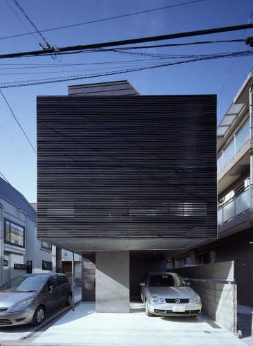 BRUN / APOLLO Architects & Associates © Masao Nishikawa