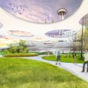 Urban Intervention Seattle Center Competition Proposal (3)  Hoshino Architects