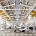Sant Antoni Sunday Market / Ravetllat Ribas Architects (7) © Adrià Goula