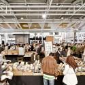 Sant Antoni Sunday Market / Ravetllat Ribas Architects (4) © Adrià Goula