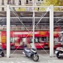 Sant Antoni Sunday Market / Ravetllat Ribas Architects (2) © Adrià Goula