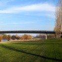 Footbridge over the River Segre / Ravetllat Ribas Architects (10) © Lourdes Jansana - Nicolás Markuerkiaga