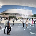 Qingdao_Day Plaza View © UNStudio