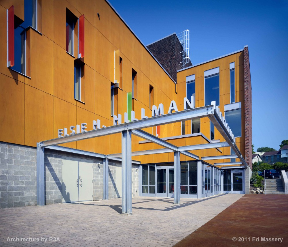 Kaufmann Program Center / Renaissance 3 Architects