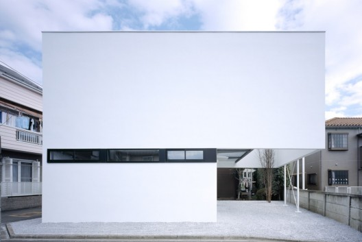 RING / APOLLO Architects & Associates © Masao Nishikawa