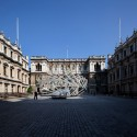 'From Landscape to Portrait' Installation at Royal Academy's Summer Exhibition (1) © Luke Hayes
