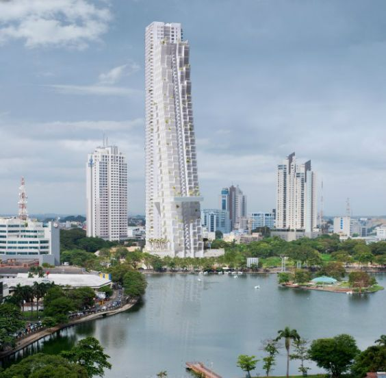 Colombo Mixed-Use Development / Safdie Architects