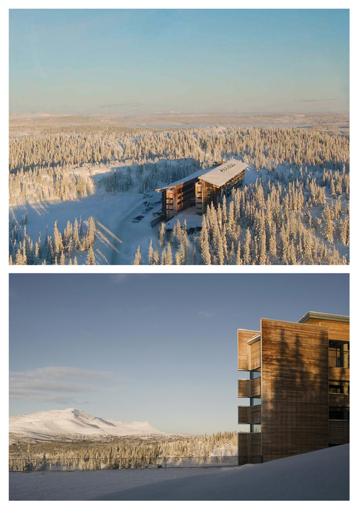Copperhill Mountain Lodge / Bohlin Cywinski Jackson