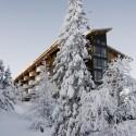 Copperhill Mountain Lodge / AIX Arkitekter AB © Jonas Kullman
