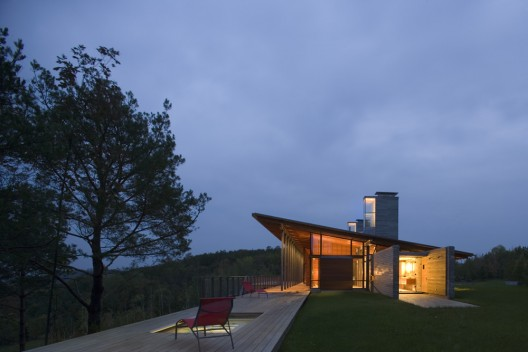 Ridge House / Bohlin Cywinski Jackson  Nic Lehoux