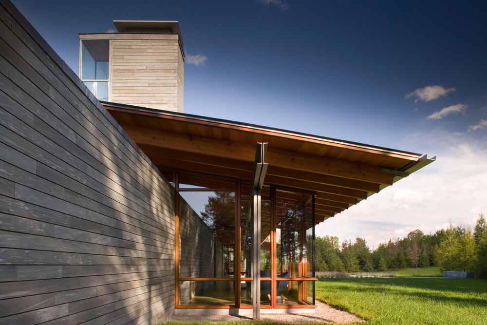 Ridge House / Bohlin Cywinski Jackson