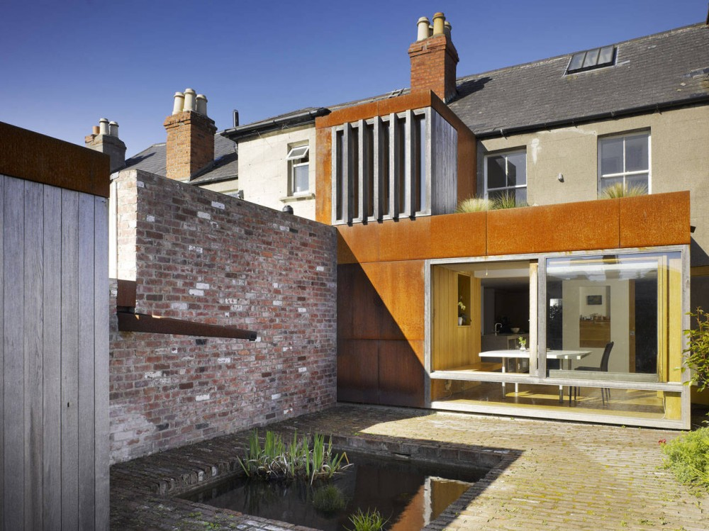 Extension in the Liberties / Donaghy &amp; Dimond Architects