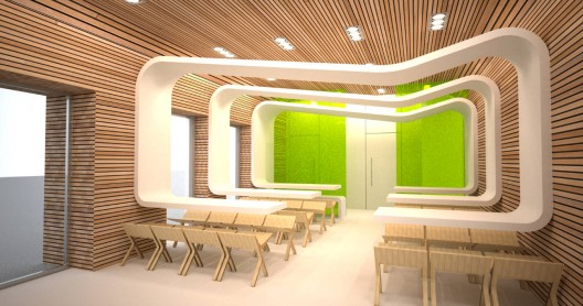 It Me Eco Fast Restaurant / Joanna Pszczolka (?web site), Lukasz Brandys  Joanna Pszczka