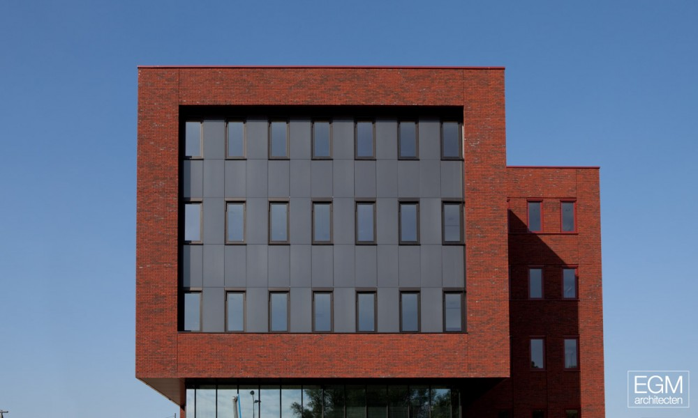 Albert Schweitzer Hospital / EGM architecten