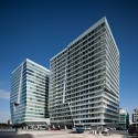 Guardian Towers / LAB Architecture Studio in association with ERGA Progress (7) © Javier Callejas Sevilla