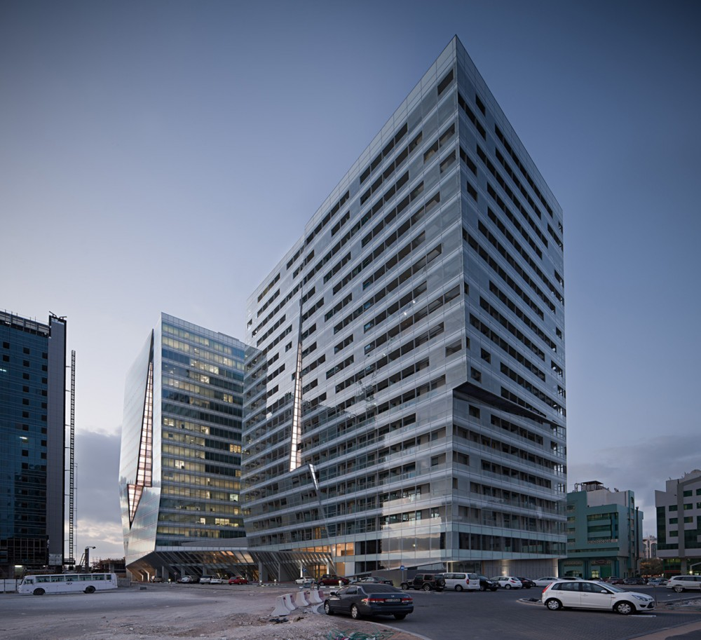 Guardian Towers / LAB Architecture Studio + ERGA Progress