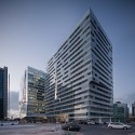 Guardian Towers / LAB Architecture Studio in association with ERGA Progress (6) © Javier Callejas Sevilla