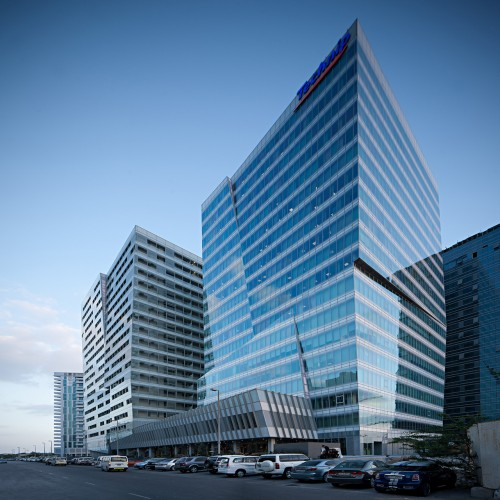 Guardian Towers / LAB Architecture Studio in association with ERGA Progress (4) © Javier Callejas Sevilla