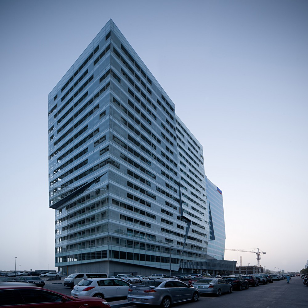 Architecture Photography Guardian Towers Lab