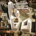 Badel Block Complex Proposal (3) © Chris Shusta
