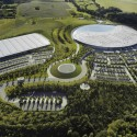 2012 RIBA Award Winners Announced (14) McLaren Production Centre, Surrey by Foster + Partners © McLaren Marketing Ltd