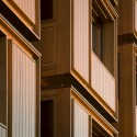 2012 RIBA Award Winners Announced (15) Student Accommodation, Somerville College, Oxford by Niall McLaughlin Architects