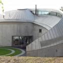 2012 RIBA Award Winners Announced (18) Maggie's South West Wales, Swansea by Kisho Kurokawa Architect & Associates with Garber & James © Thore Garbers