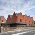 2012 RIBA Award Winners Announced (1) Brentwood School Sixth Form Centre & Assembly Hall, Essex by Cottrell & Vermeulen Architecture © Paul Riddell