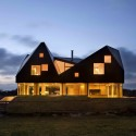 2012 RIBA Award Winners Announced (2) The Dune House, Suffolk by Jarmund Vigsnaes Architects & Mole Architects © Chris Wright